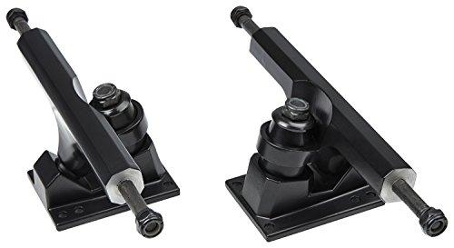 "Skateboard / Cruiser Achse RUGGED Trucks 5.9\"" Set black"