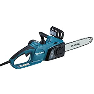 "Makita UC4041A 1800W 7820RPM power chainsaw - power chainsaws (76.2 / 8 mm (3 / 8""), Black, Blue)"