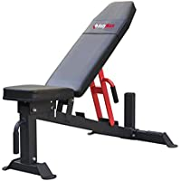 Bodymax Zenith PM122 Commercial Flat Incline Decline Bench