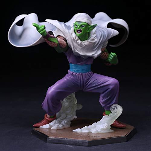 Anime Cartoon Dragon Ball Juego Personaje Modelo Estatua Altura 14cm Decoraciones de Juguete/Regalos/Colecciones/Regalos de cumpleaños ZHJDD