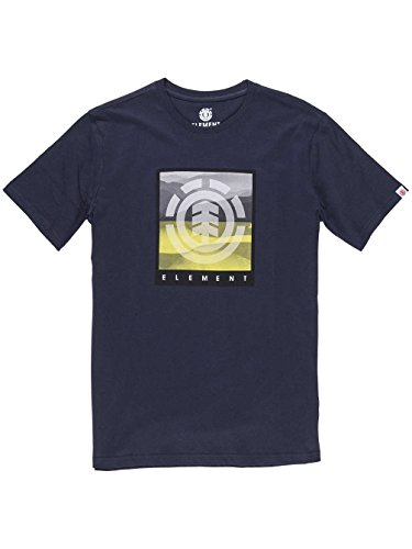 Element Rolling T-Shirt eclipse navy