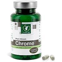 Chrome - 60 gélules - Maintien d'une glycémie normale