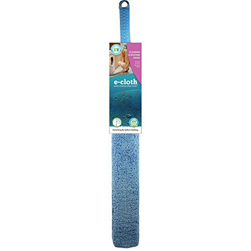 E-cloth - Plumero (para limpieza en seco y en húmedo), color azul