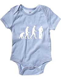 Cotton Island - Baby Bodysuit OLDENG00330 golf evolution (3)