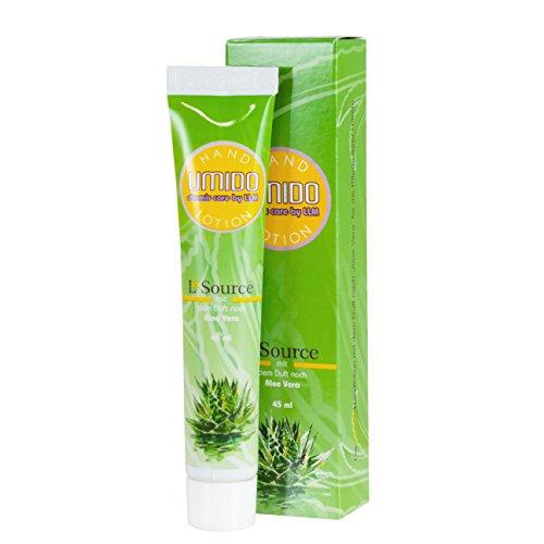 UMIDO Handlotion 45 ml Aloe Vera Extrakt - für DE kostenlose Lieferung ab EUR 29,00