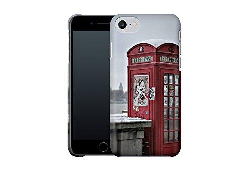 Handyhülle mit City-Design: iPhone 7 Hülle / aus recyceltem PET / robuste Schutzhülle / Stylisches & umweltfreundliches iPhone 7 Case - Apple iPhone 7 Schutzhülle: Seoul Ceilings von Omid Scheybani London Calling von Ronya Galka