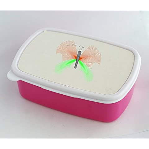 Lunch box with Butterfly based on algotruneman s DS request.