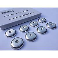 Solid Spikes–Lote de ocho grandes discos protectores para puntas de desacoplo