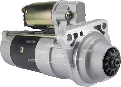 HC-CARGO 113727 Anlasser für Bobcat S175 S185 S250 KUBOTA 12 Volt 11 Zähne  2,7 KW