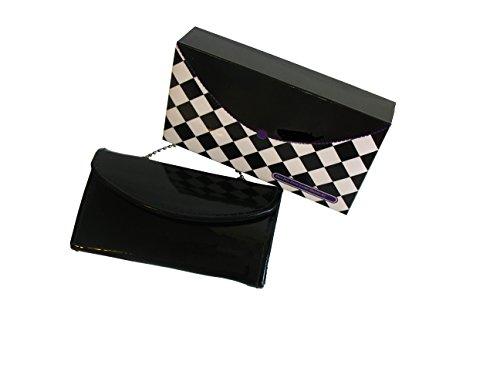 Maniküreset im Handtäschchen, 5 tlg., Nagelset, Schickes Lack-Etui im Handtaschen Style als Geschenkidee