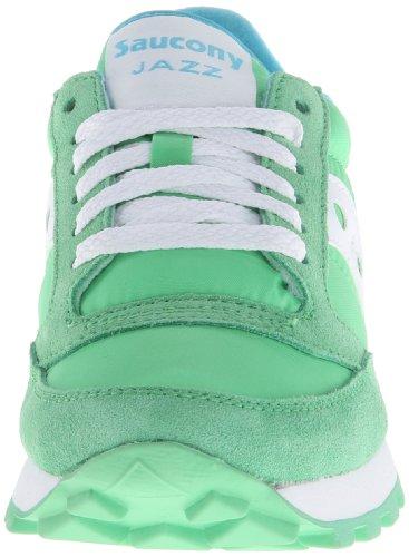 Saucony Originals Saucony Jazz Original Women, Damen Sneakers Light Green/White