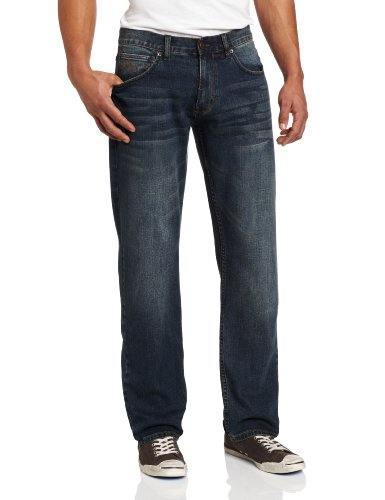 Herren Jeans LRG Core Collection SS Jean Vintage Blue