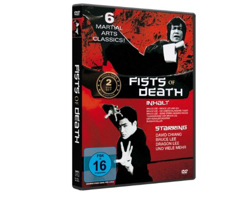 Fists of Death Collection [ 6 Martial Arts-Classics in einer Box!] [2 DVDs]