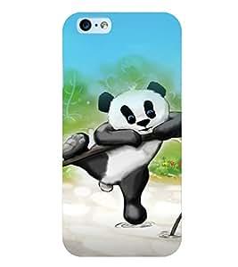 Fuson 3D Printed Cartoon Designer back case cover for Apple I Phone 6 Plus - D4473