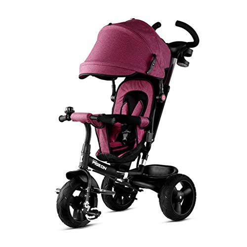 Carritos con capazo Triciclo para Niños Niño