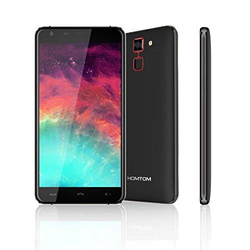 Neueres Modell: HOMTOM HT30 [5.5 Zoll, Android 6.0, 1.3, 1 GB RAM, 8GB ROM, 3000mAh Akku]