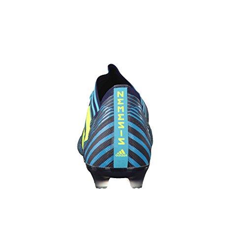 adidas Herren Nemeziz 17.2 FG Fußballschuhe, Orange/Schwarz, 42,5 EU Verschiedene Farben (Tinley/Amasol/Azuene)