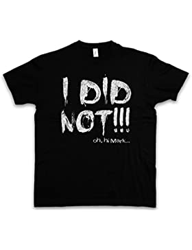 Urban Backwoods I Did Not T-Shirt – Taglie S – 5XL