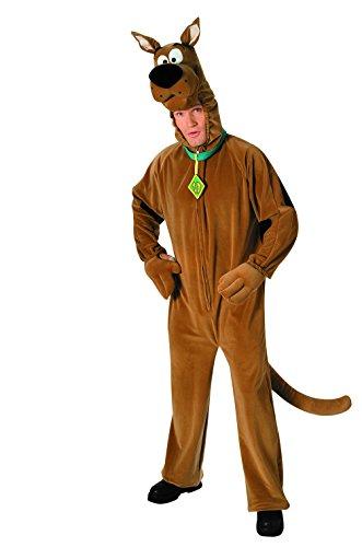 Scooby-Doo-Kostüm (Erwachsenen Kostüme Deluxe Scoobydoo)