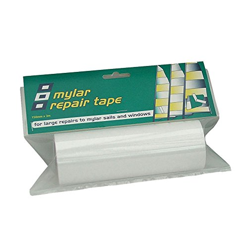 Price comparison product image PSP Marine Tapes transparent Mylar Tape 150 mm x 3 m