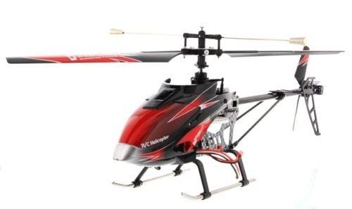 Monstertronic MT400 Heli Fix Pitch RTF 2,4GHz Single Blade (Rc Hubschrauber Single)