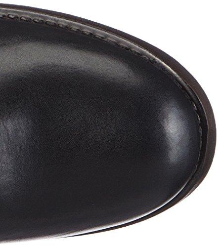 Marc Shoes Lara Damen Reitstiefel Schwarz (100 Black)