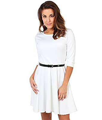 Robe Patineuse (9072-CRM-14)