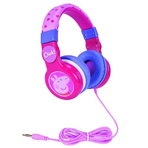 Peppa 10526 Pig Headphones