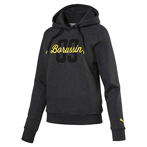 BVB BORUSSIN-Kapuzensweat (anthrazit) (XS)