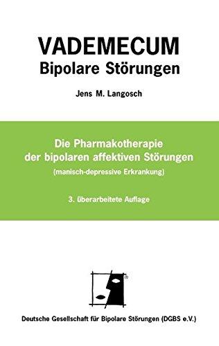 Cover »Vademecum Bipolare Störungen«