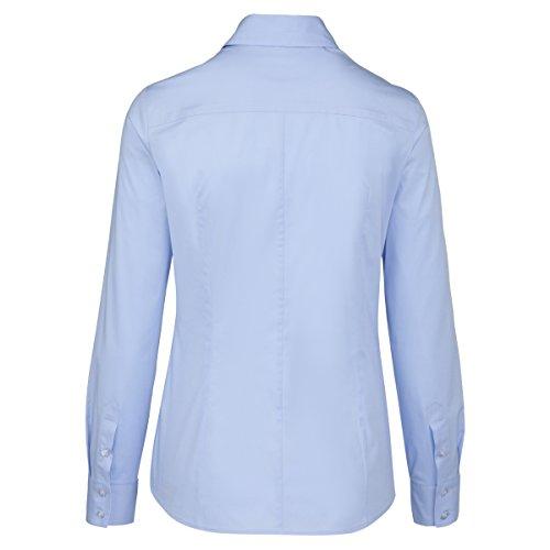 Seidensticker Damen Bluse Blau