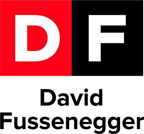 David Fussenegger SILVRETTA Kissenhülle cotton grau 50 x 50 cm