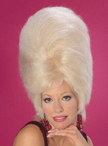 Fancy Dress Wig Beehive Blonde R50811 by -