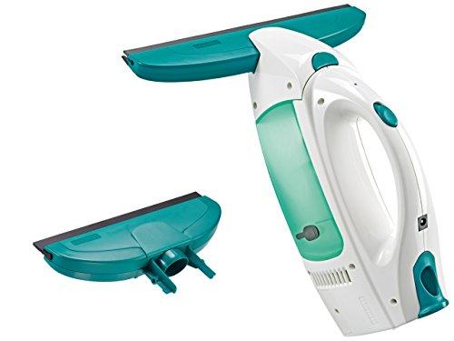 Leifheit 6933 6933-Aspirador para Ventanas Dry & Clean, 3.7 V, Multicolores, 23x10x34 cm