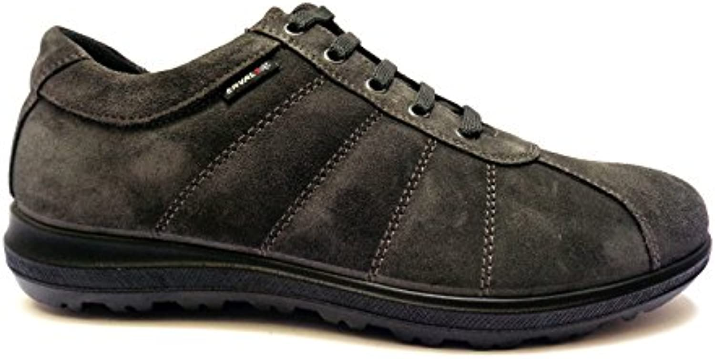 ENVAL SOFT - Zapatillas para deportes de exterior para hombre Gris gris oscuro 40