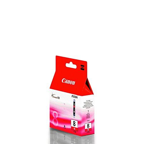 Original Tinte passend für Canon Pixma Pro 9000 Mark II Canon CLI8M , CLI-8M 0622B001 , 622B001 - Premium Drucker-Patrone - Magenta - 13 ml (Canon Pro 9000 Ii Tinte)