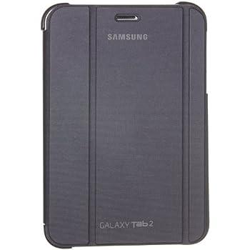 Samsung Notebook Cover for 7 inch Galaxy Tab 2 - Dark Grey