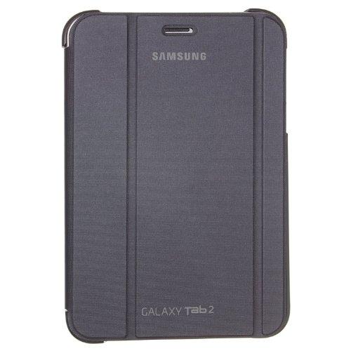 "Samsung EFC1G5S Étui à rabat pour Samsung Galaxy Tab 2 7"" Gris"