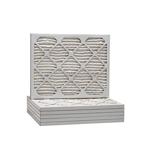 16x 20x 1Ultra Allergen Merv 11Bundfaltenhose Ersatz AC Ofen Air Filter (6Stück)