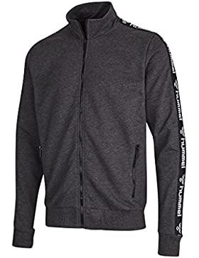 Hummel Zazen Berg Zip Jacket Negro Negro Talla:medium