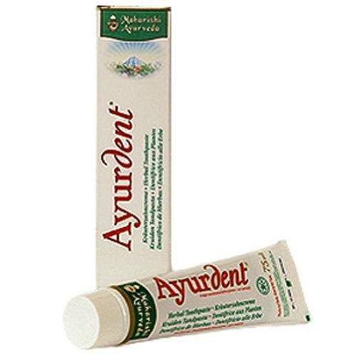 Maharishi Ayurveda - Ayurdent Zahncreme Classic, 2er-Pack (2 x 75ml) - Kontrollierte Naturkosmetik BDIH