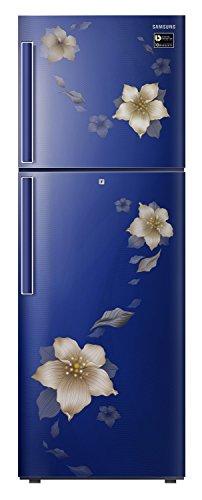 Samsung 253 L 3 Star Inverter Frost-Free Double-Door Refrigerator (RT28N3342U2/HL,...