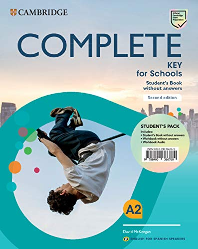 Complete Key for Schools for Spanish Speakers Student's