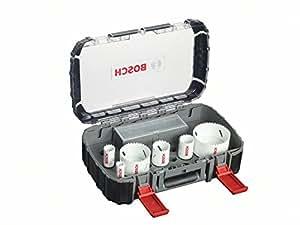 Bosch Pro 9tlg. Elektriker-Lochsägen-Set