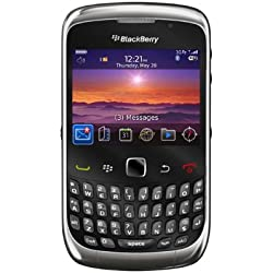RIM Blackberry Curve 9300 Smartphone Qwerty 6.0 Monobloc Wifi/bluetooth/caméra Gris graphite