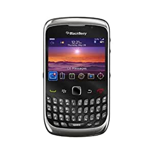 Blackberry Curve 3G 9300 Smartphone GSM 3G - Gris foncé  [EU import]