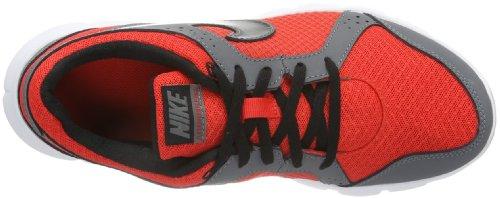 Nike Flex Experience, basket garçon Rouge - Rot (Lt Crimson/Black-Cool Grey-White)