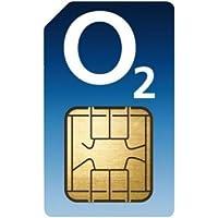 UFFICIALE PAGA MENTRE STAI ANDANDO SIM Card ufficiale O2 RETE (2 SIM CARD Limite)