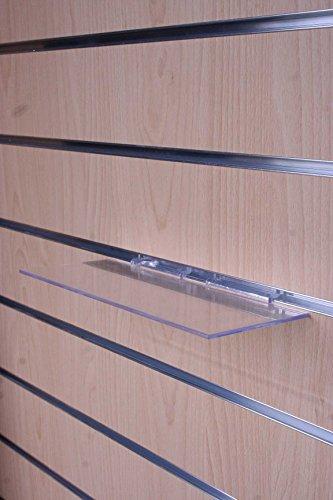 Ripiano mensole mensoline in plexiglass plexi cabina armadio guardaroba arredamento negozi