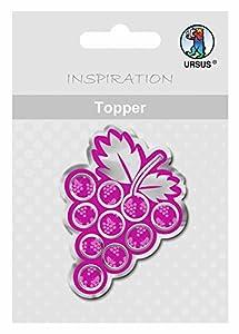 Ursus 13334601 Joy Photo Board - Tablero (DIN A4, 10 Hojas), Trauben